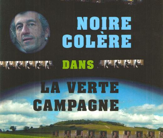 Noire colère dans la verte campagne - affiche du film